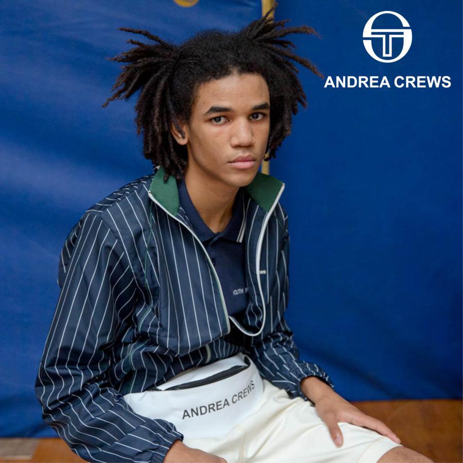 Sergio Tacchini Andrea Crews