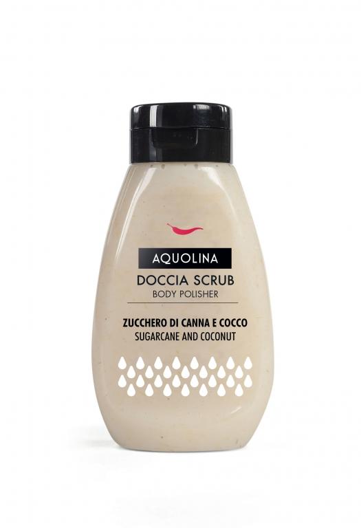 Doccia scrub al cocco - Aquolina