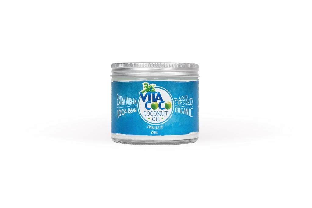 Olio di cocco extra vergine e bio per corpo, capelli e altro! Vita Coco