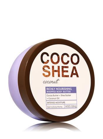 Crema corpo con burro e olio di cocco - Bath and Body Works