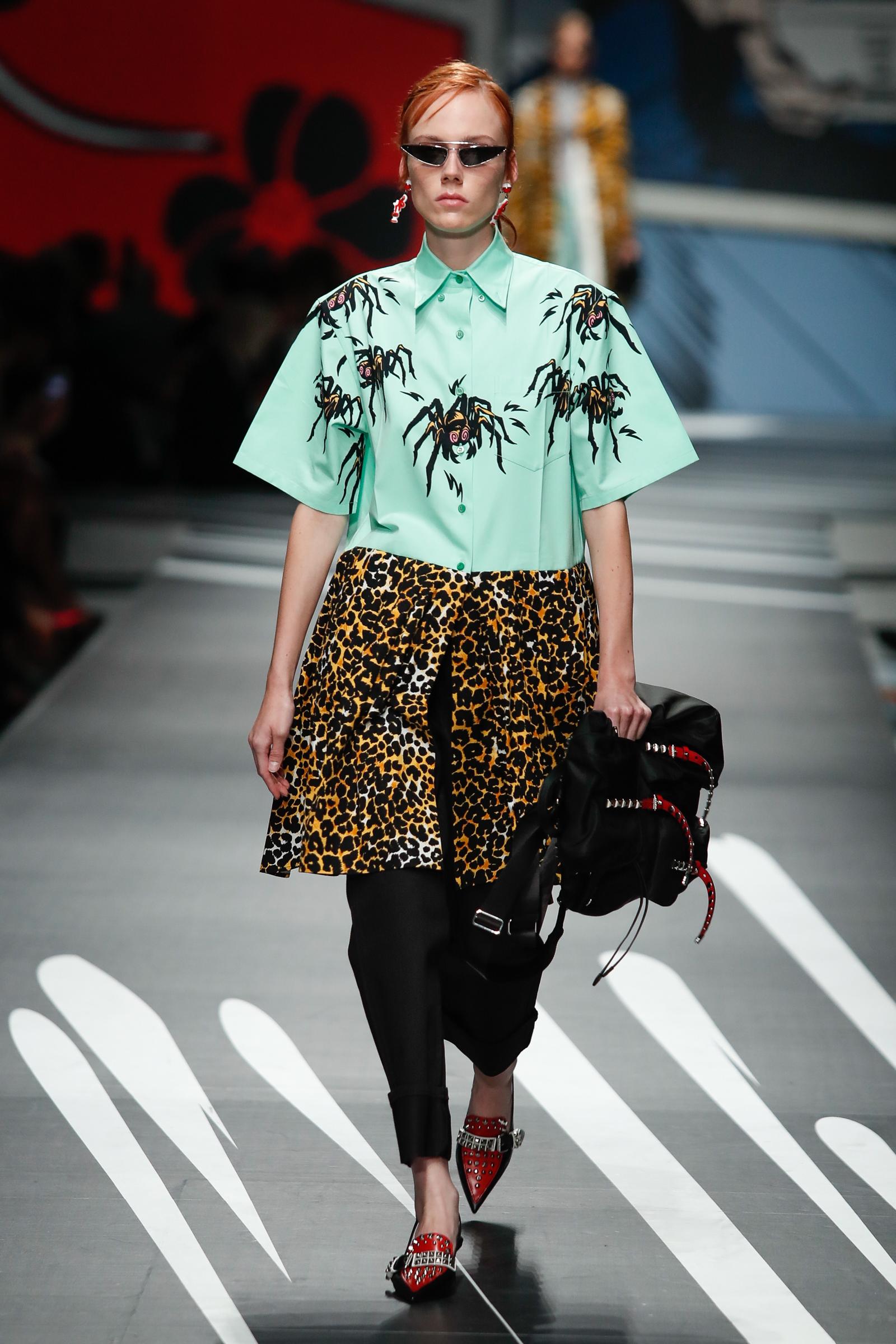 Prada Fashion Show Sunglasses
