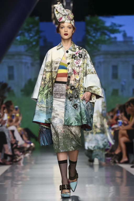 Antonio Marras Fashion Show, Ready to Wear Collection Fall Winter 2017 in Dubai