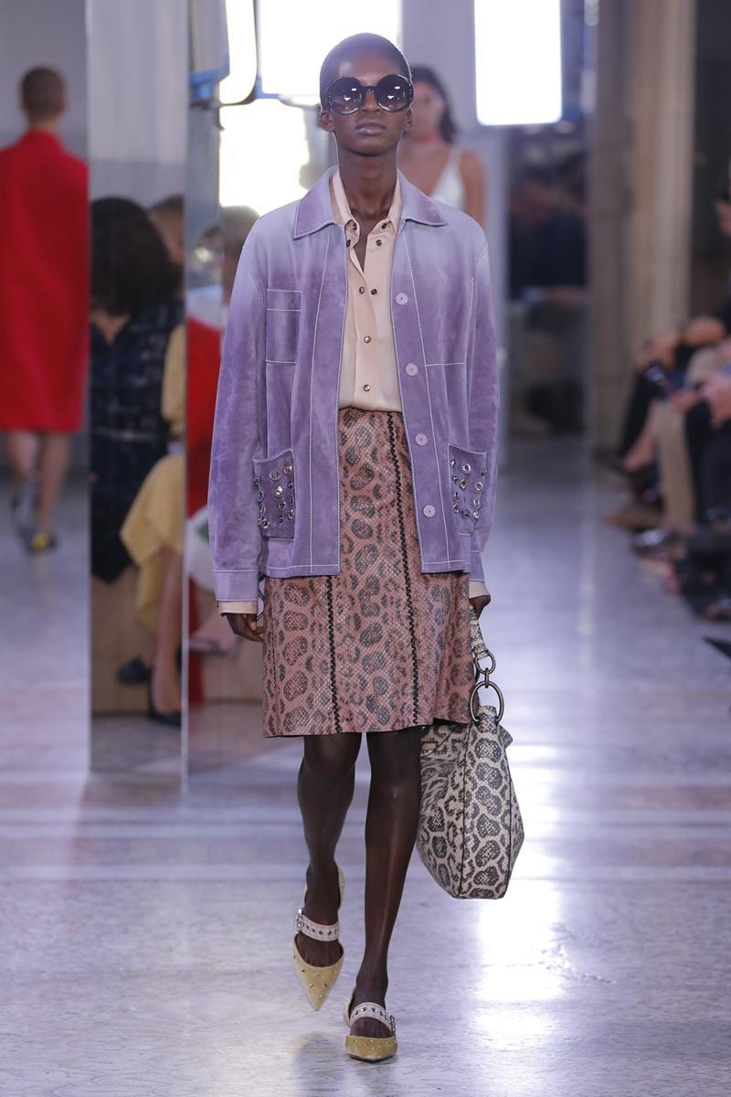 Milano fashion week bottega veneta primavera estate 2018 for Fashion week milano 2018