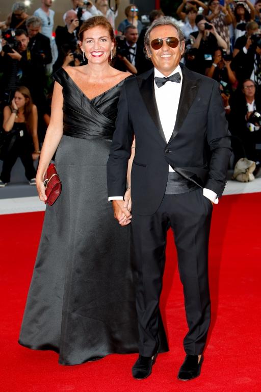 Chiara Maci e Filippo La Mantia – COURTESY JAEGER-LECOULTRE - ph. S. Pessina