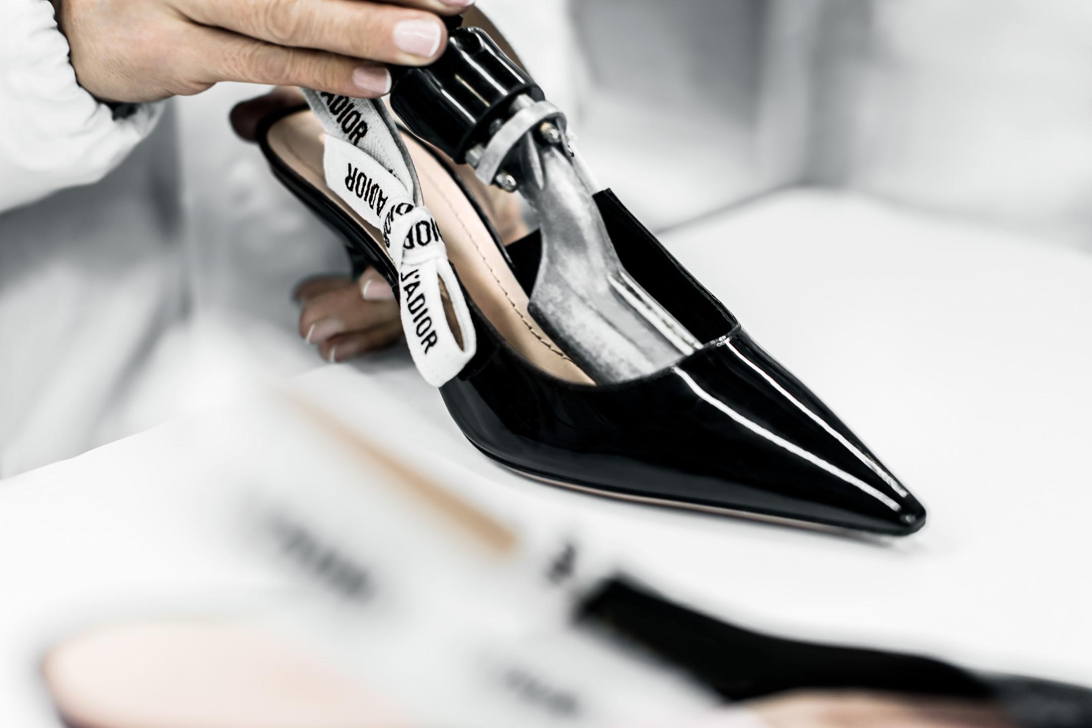 reputable site e6bd7 ddbf1 J'adior: il segreto delle scarpe più ambite del momento ...