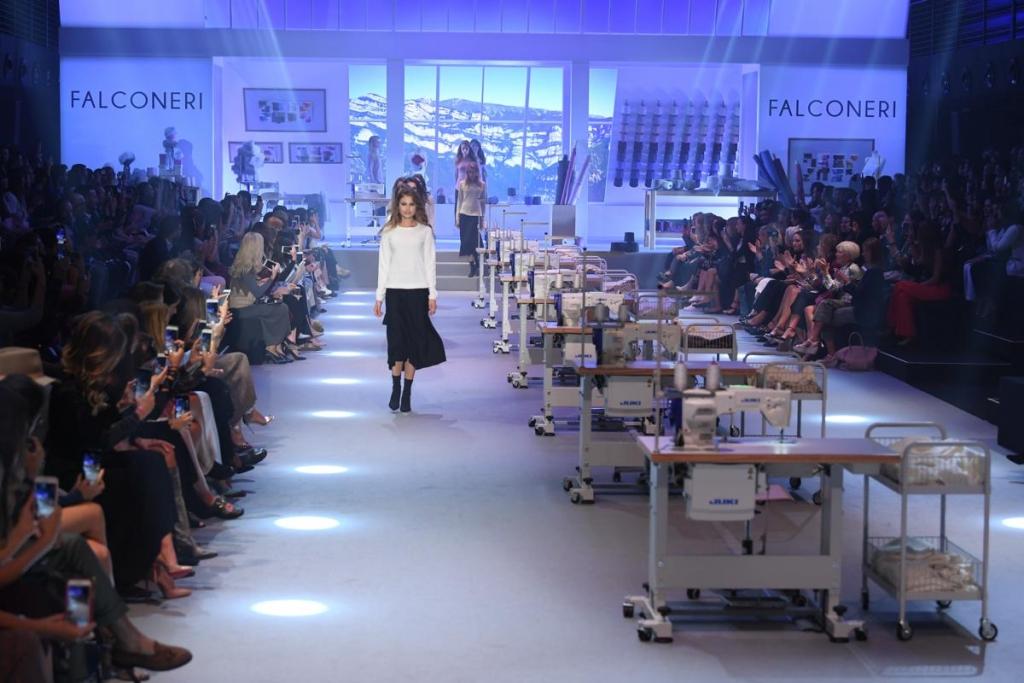 Falconeri Fashion Show 2017Ph.Daniele Venturelli