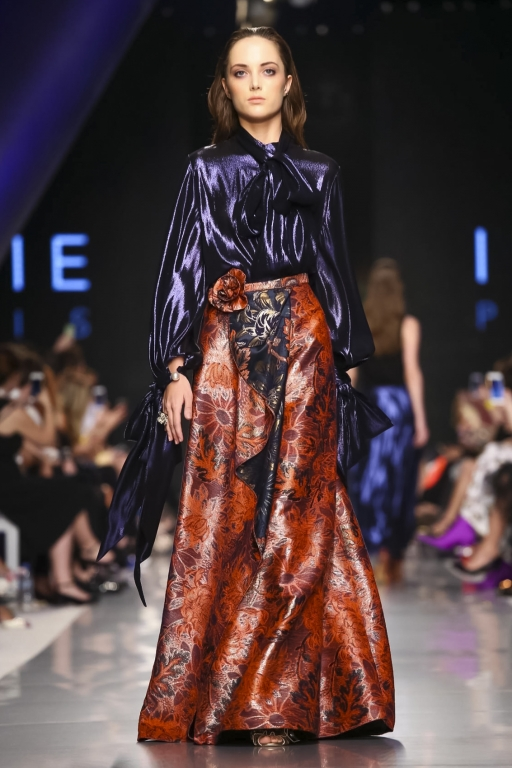 Ingie Paris Fashion Show, Ready to Wear Collection Fall Winter 2017 in Dubai