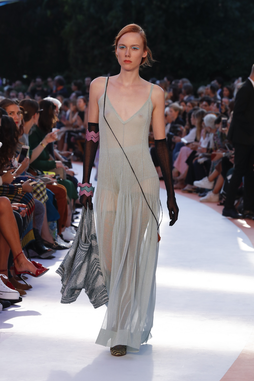 Milano fashion week missoni primavera estate 2018 for Fashion week milano 2018