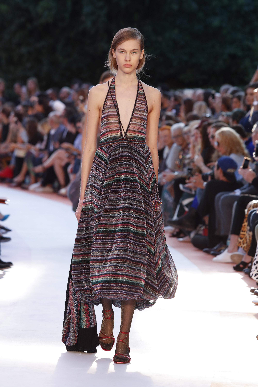 Milano fashion week missoni primavera estate 2018 for Collezione missoni