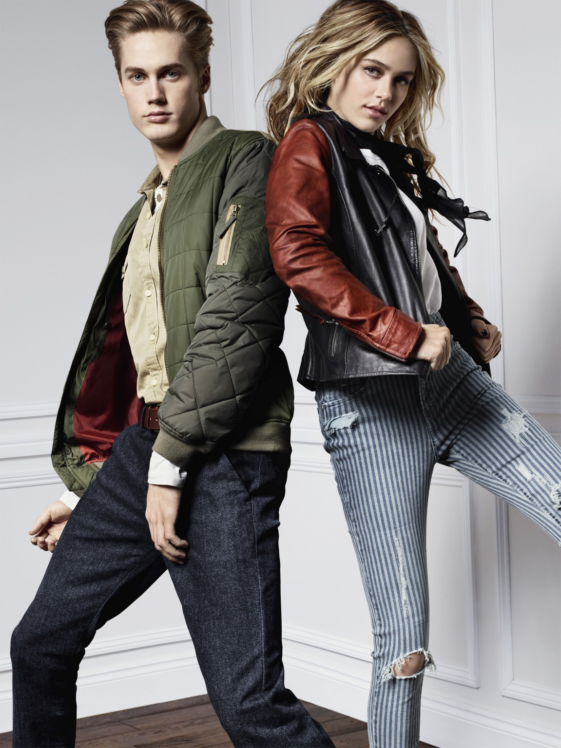 Pepe Jeans London campaign
