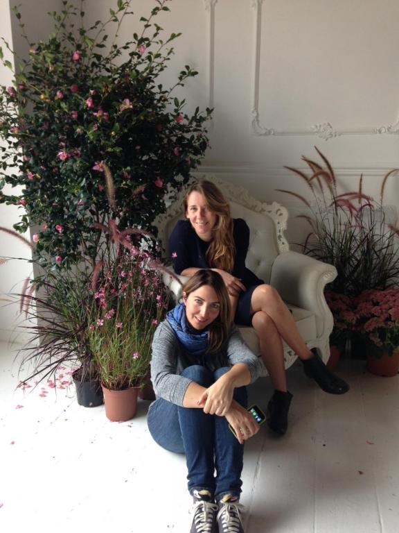 Tiziana e Paola di Coral - fiori e interpretazioni