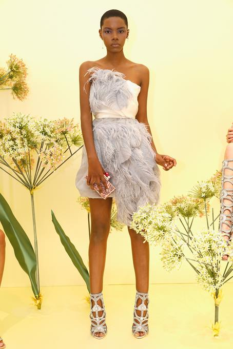 Sophia Webster SS18 Presentation at The Portico Rooms, Somerset House on September 18, 2017 in London, England.