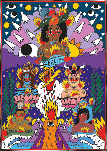Bally Collective curated by Swizz Beatz