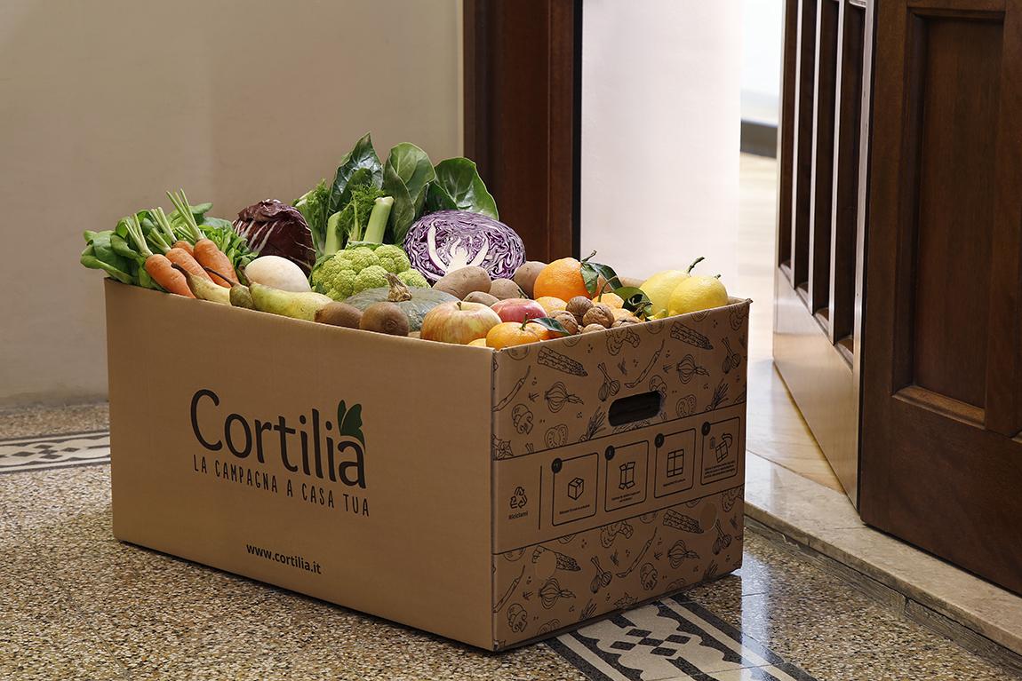 Cassetta Cortilia