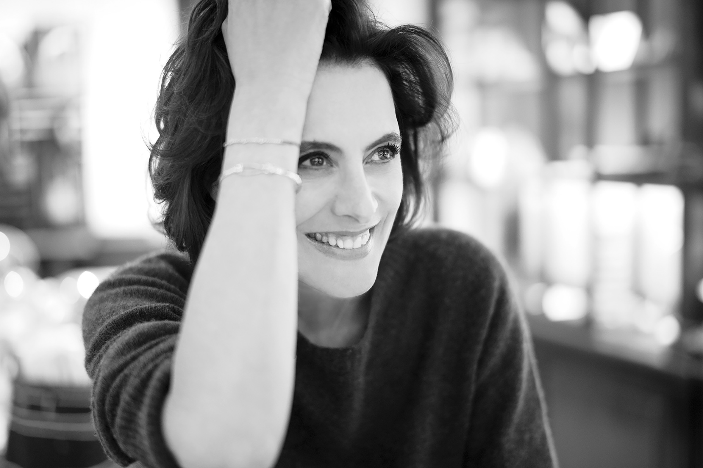 Ines De La Fressange (Foto di Alessandra D'Urso)