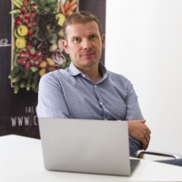 Marco Porcaro, fondatore e CEO di Cortilia