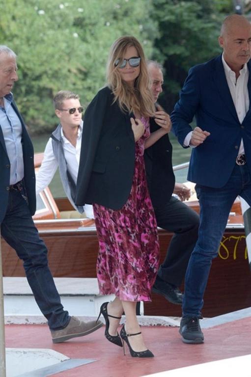 Michelle Pfeiffer in Prada