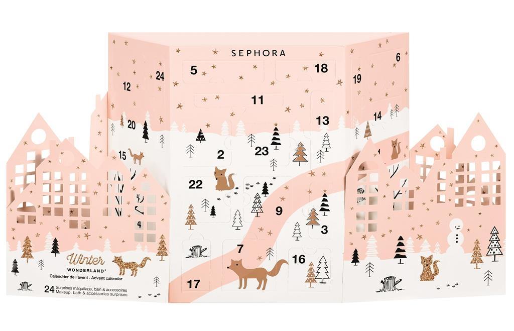 Sephora calendario Winter Wonderland