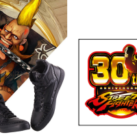diesel sneakers street fighter v tribute