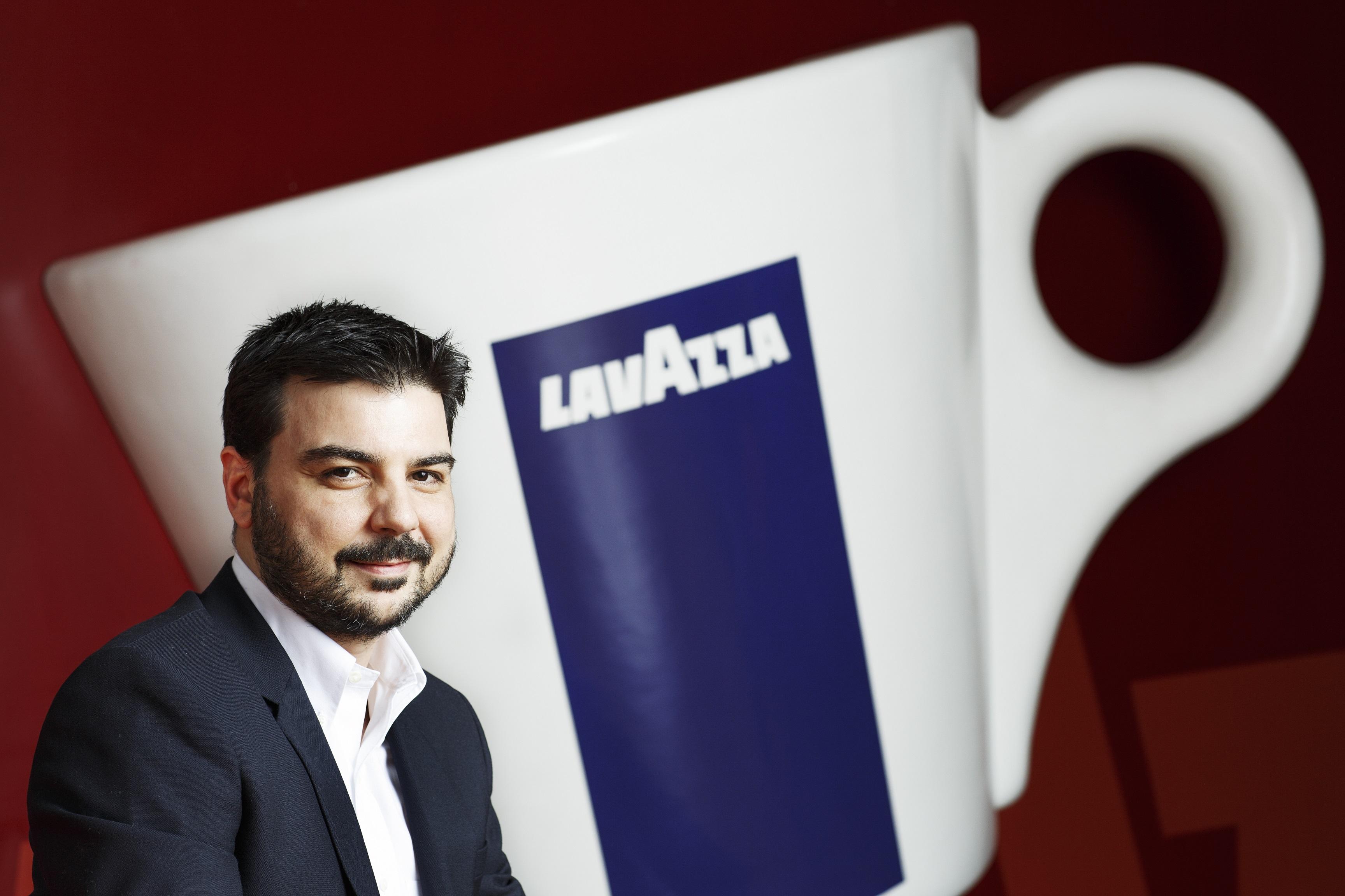 Andrea Beloni, Head of Digital Gruppo Lavazza
