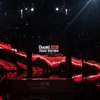 Ducati Premiére 2018 Sinfonia italiana tutte le novità