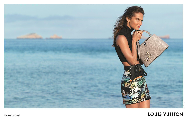 Louis Vuitton Alicia Vikander