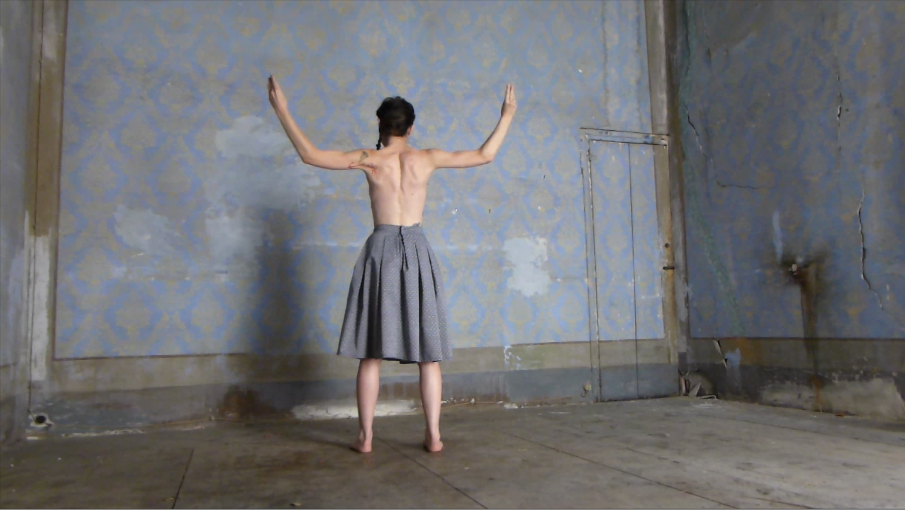 Performance Sweet Home di Ilaria Dalle Donne (2018)