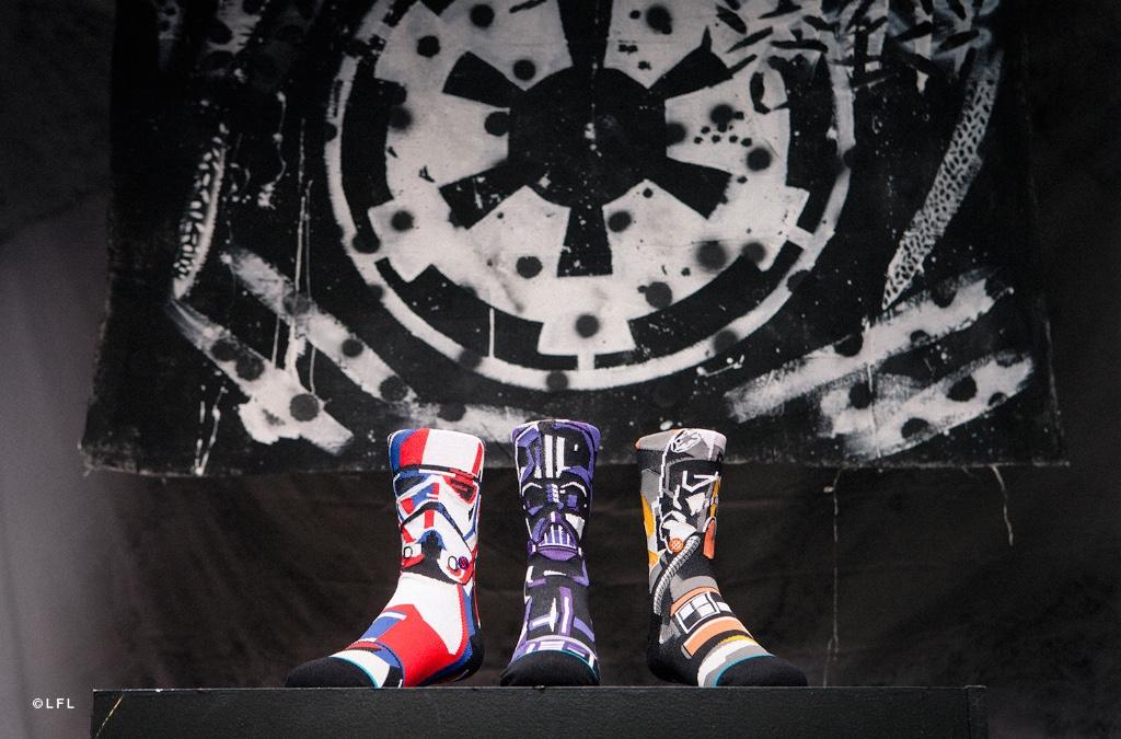54d3eb23ee Star Wars al cinema con le nuove calze Stance Socks (anche da ...