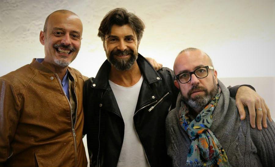 Gianluca Antonell, Alex Possenti e Willy Vecchiattini di INNOVAMEDIA.