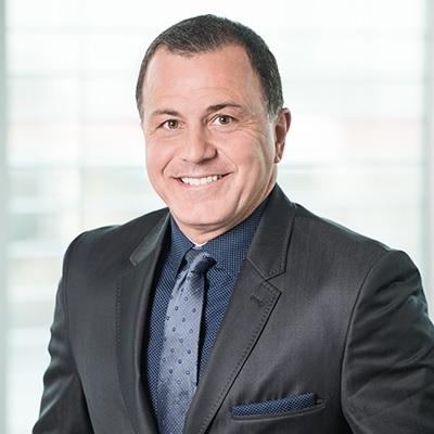 Domenic Mancini - senior partener di NOVACAP e nuovo presidente del Consiglio di Amministrazione Joseph Ribkoff