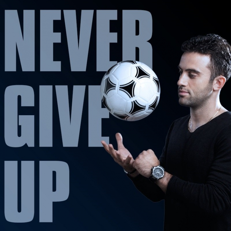 Giuseppe Rossi - Never Give Up