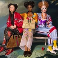 Gucci - Campagna pubblicitaria Spring Summer 2018 'Utopian Fantasy'
