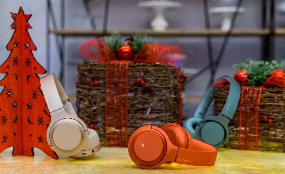 Regali di Natale Sony per appassionati di musica