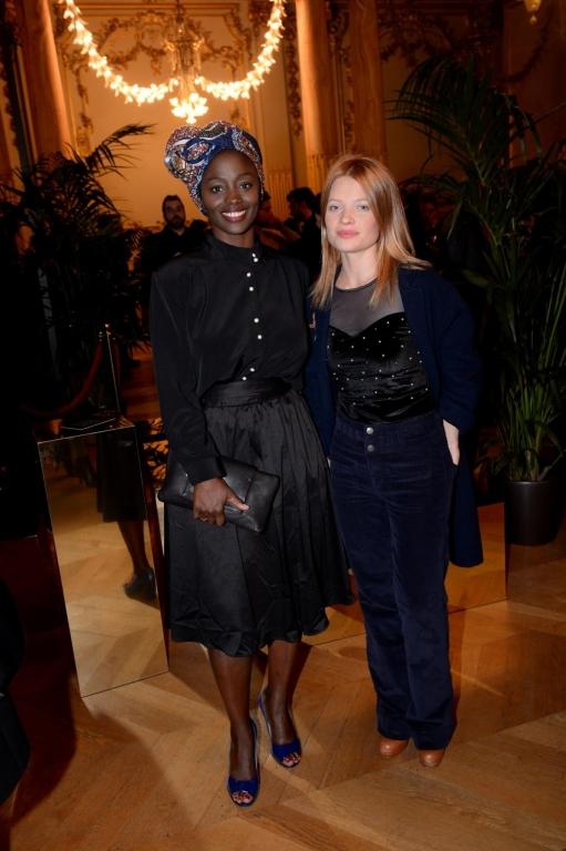 Aissa Maiga e Melanie Thierry