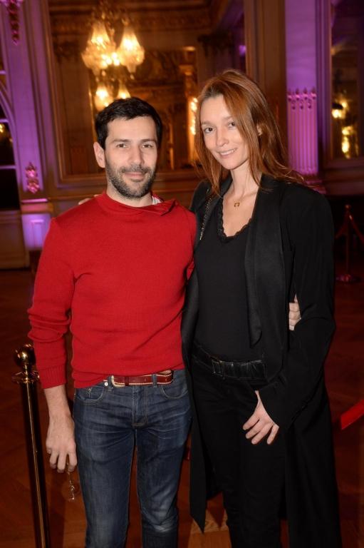 Alexis Mabille e Audrey Marnay