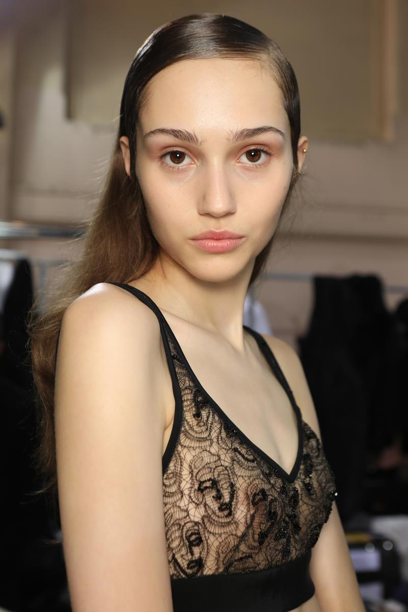 Backstage Ellery - Paris Fashion Week