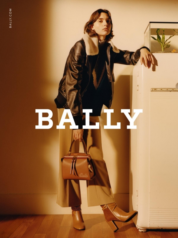 Bally SS18 Campaign