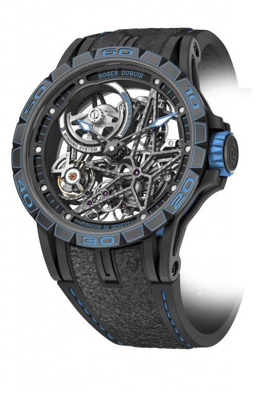 Excalibur Spider Pirelli Blue
