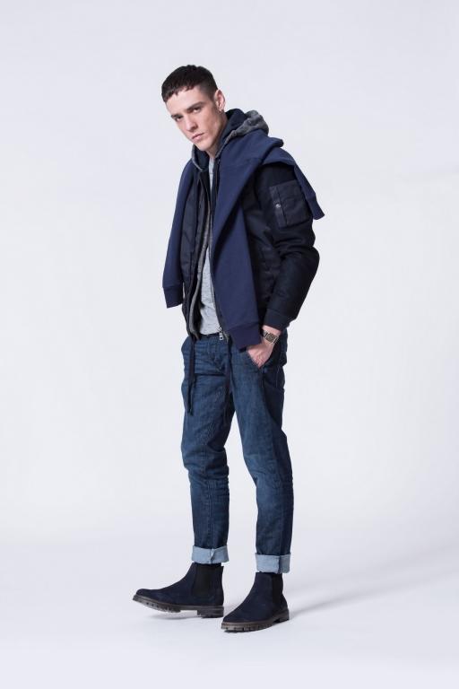 GAS Jeans la collezione uomo autunno inverno 2018 2019