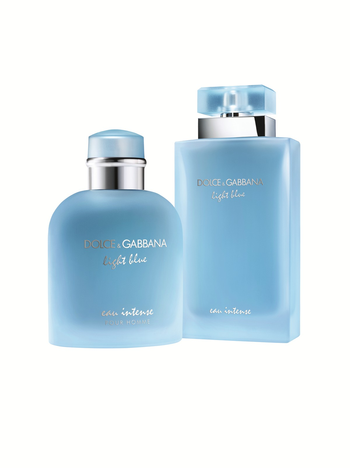 Dolce&Gabbana presenta le nuove fragranze Light Blue Eau Intense
