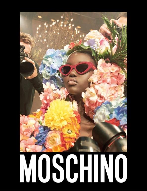 Moschino advertising campaign Spring-Summer 2018