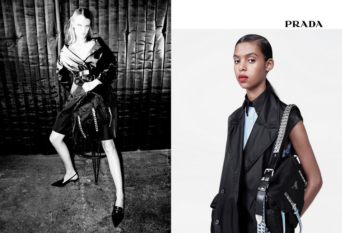 Prada 365, un nuovo modo di vedere la pubblicità di moda