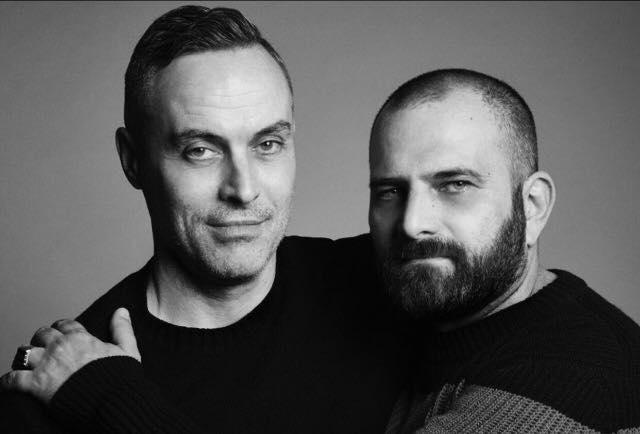 Stefano Citron e Federico Piaggi ( Ritratto di Pasquale Abatista )