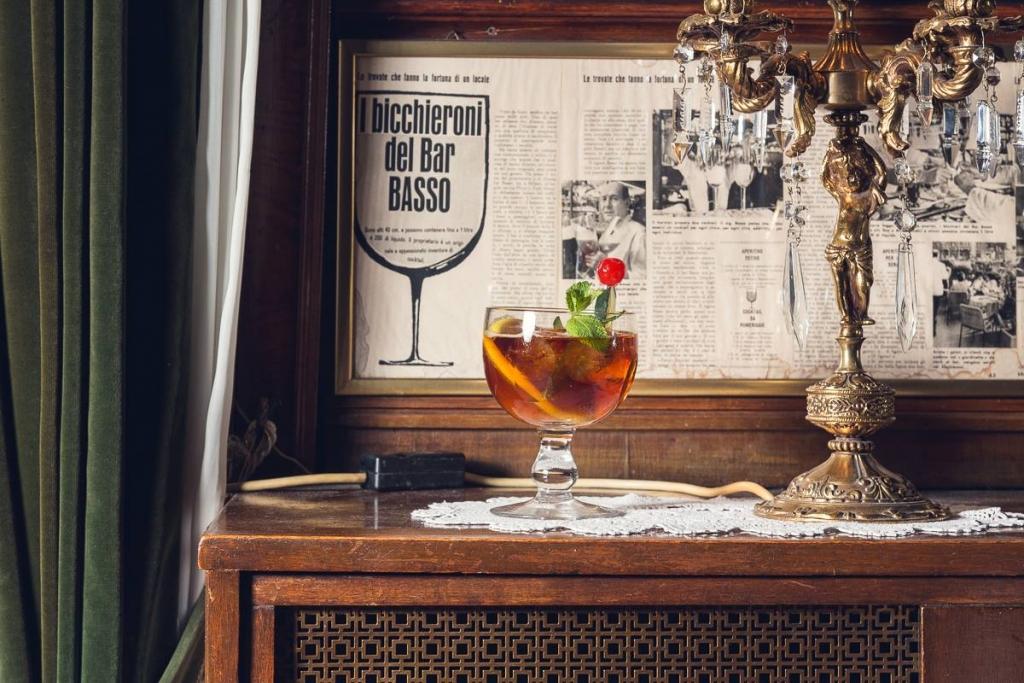 Dove bere bene a Milano: il Bar Basso