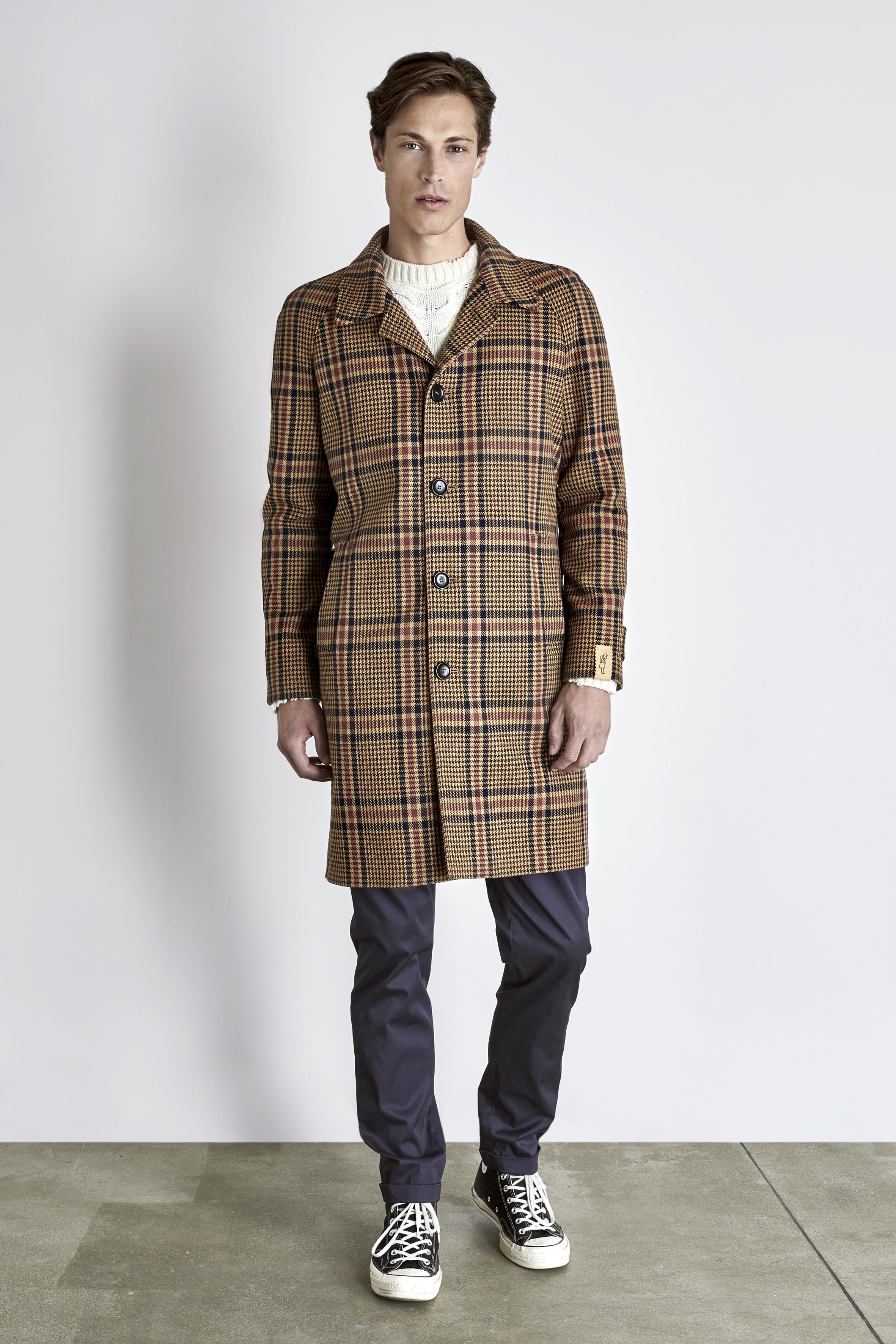 cappotto uomo anni 60