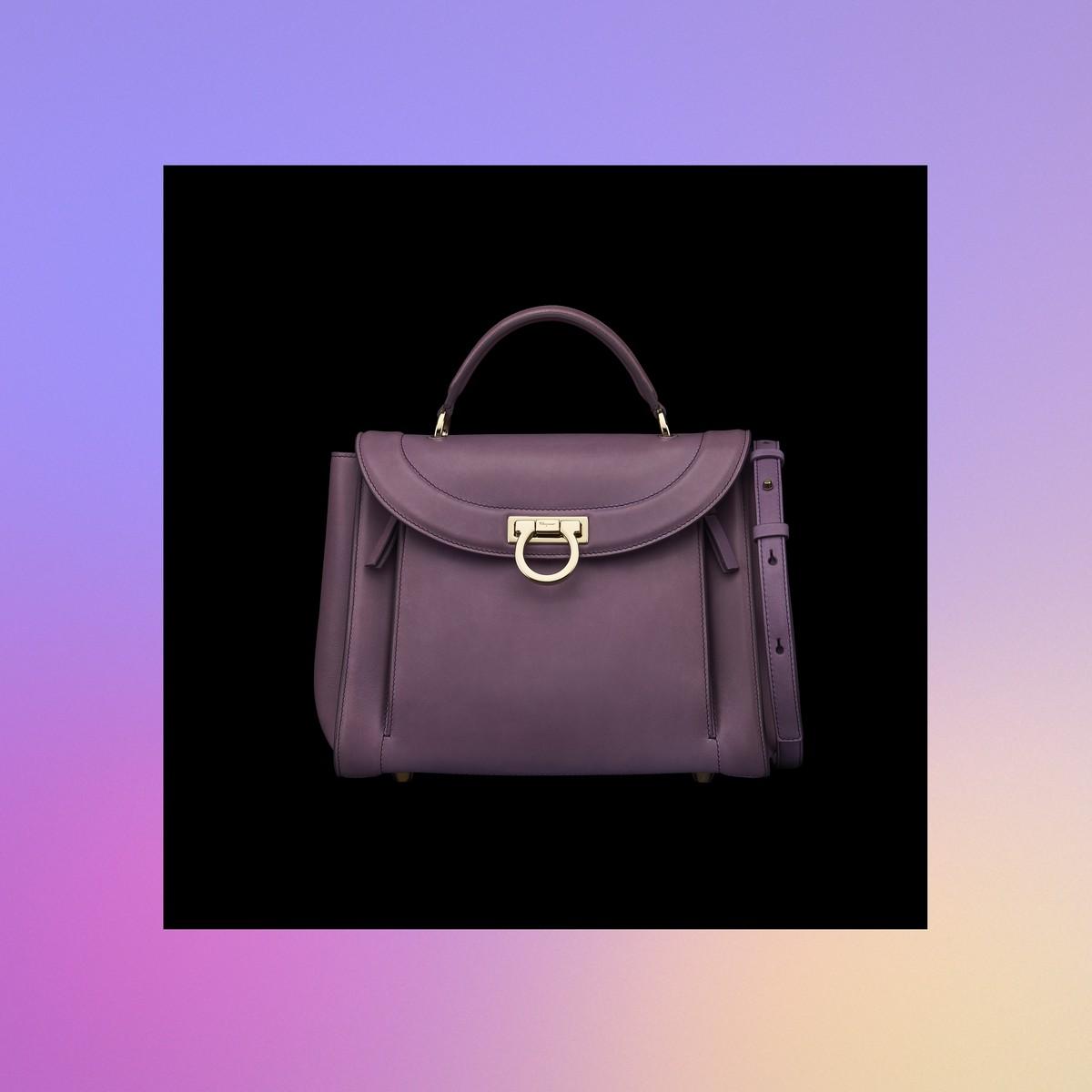Salvatore Ferragamo presenta Sofia Rainbow, la nuova borsa della stagione Pre-Spring 2018