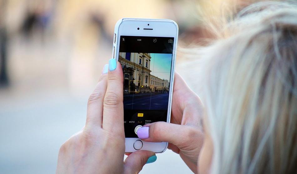 migliori app per scattare foto in viaggio