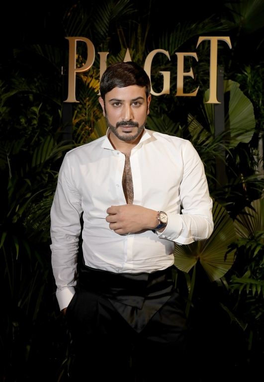 GENEVA, SWITZERLAND - JANUARY 15:  Mohammed Sultan Al Habtoor attends the #Piaget dinner at the Country Club during the #SIHH2018 on January 15, 2018 in Geneva, Switzerland.  (Photo by Remy Steiner/Getty Images for Piaget) *** Local Caption *** Mohammed Sultan Al Habtoor
