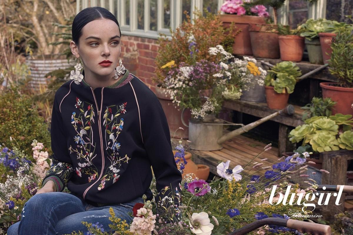 Blugirl presenta la nuova campagna pubblicitaria primavera estate 2018
