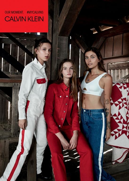Calvin Klein Jeans - Primavera 2018